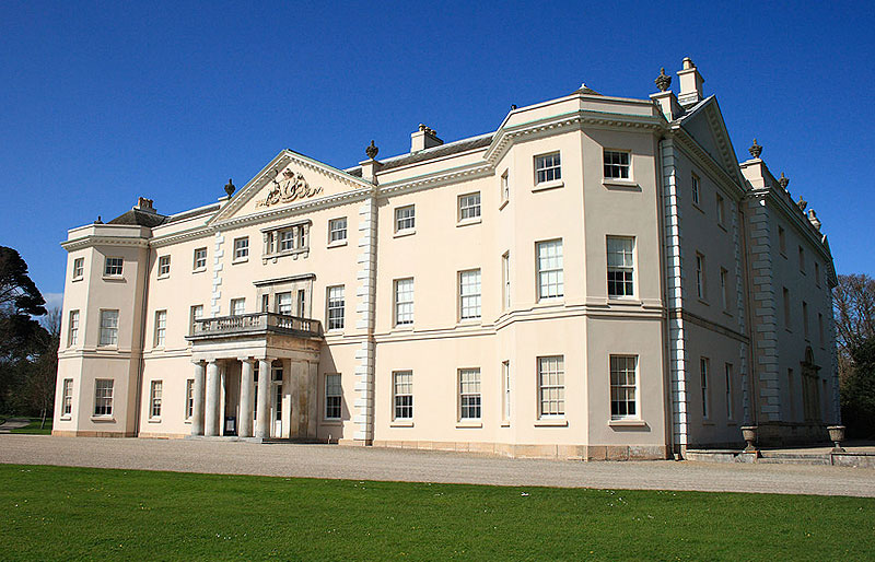 National Trust Saltram House
